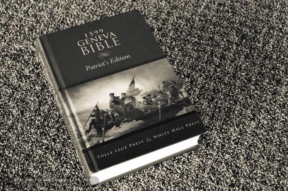 The Pilgrims' Bible