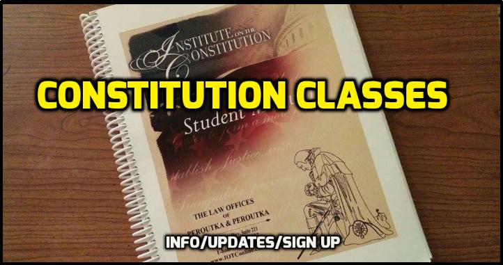 constutition class
